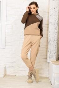 Pantaloni Alacati Stili DNZ-3113 Bej