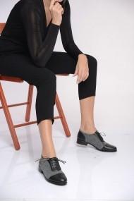 Pantofi ShoesTime 19K 110 Gri
