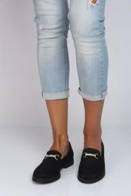Mocasini ShoesTime 19Y 1011 Negru