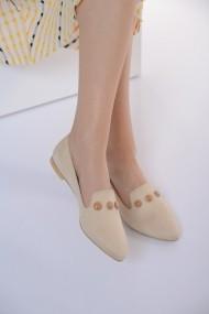 Pantofi ShoesTime 19Y 107 Bej