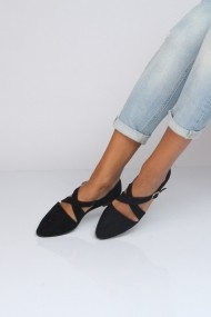 Pantofi ShoesTime 19Y 645 Negru