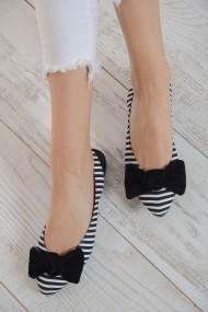 ShoesTime Cipő PNC-19Y_7744_SIYAH Fekete