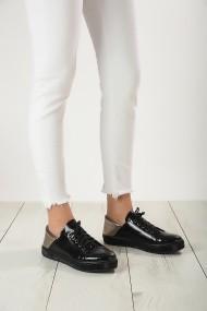 Pantofi ShoesTime 19Y 8575 Negru