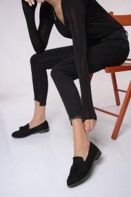 Mocasini ShoesTime 20Y 403 negru