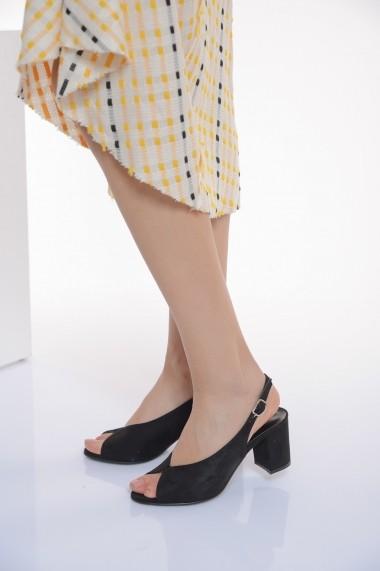 Pantofi cu toc ShoesTime 19Y 2210 Negru