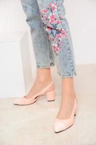 Pantofi cu toc ShoesTime 19Y 3400 Roz