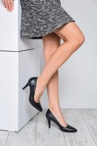 Pantofi cu toc ShoesTime 909 Negru