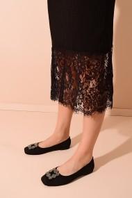 Balerini ShoesTime 20Y 413 negru - els