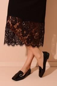 Balerini ShoesTime 20Y 414 negru