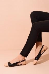 Balerini ShoesTime 20Y 415 negru
