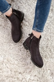 Ghete ShoesTime 19K 505 Gri