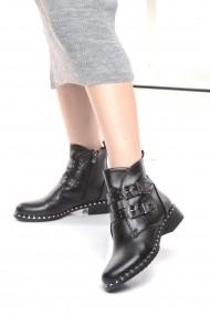 Ghete ShoesTime 19K 506 Negru