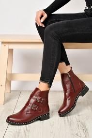 Ghete ShoesTime 19K 506 Bordo