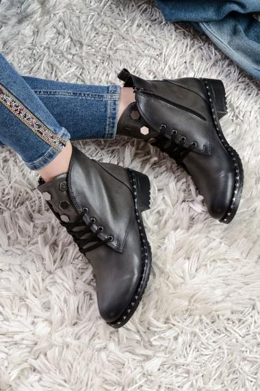 Ghete ShoesTime 19K 507 Gri