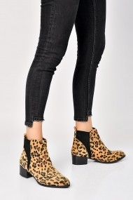 Ghete ShoesTime 19K 526 Animal print
