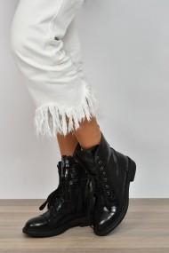 Ghete ShoesTime 19K 551 Negru