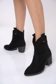 Ghete ShoesTime 19K 604 Negru