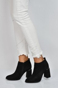 Botine ShoesTime 19K 611 Negru
