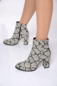 Botine ShoesTime 19K 612 Negru