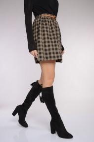 Cizme ShoesTime 19K 701 Negru