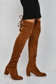 Cizme ShoesTime 19K 717 Maro