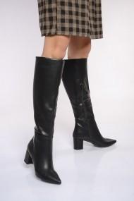 Cizme ShoesTime 19K 702 Negru