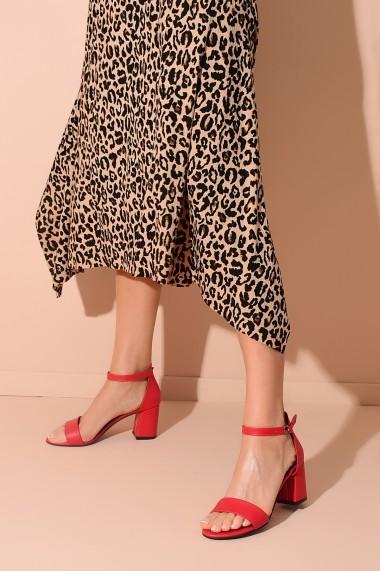 Sandale ShoesTime 20Y 215 rosu