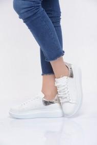 Pantofi sport ShoesTime 19Y 500 Alb