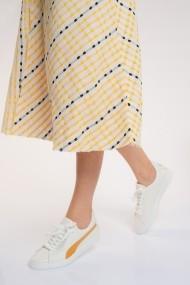 Pantofi sport ShoesTime 19Y 505 Alb
