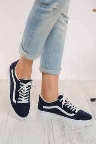 Pantofi sport ShoesTime 19Y 506 Bleumarin