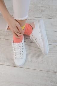 Pantofi sport ShoesTime 19Y 509 Alb