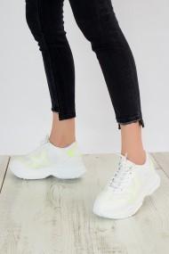 Pantofi sport ShoesTime 19Y 627 Alb