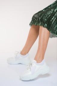 Pantofi sport ShoesTime 19Y B401 Alb