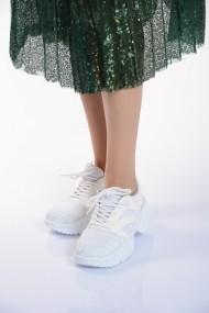 Pantofi sport ShoesTime 19Y G04 Alb