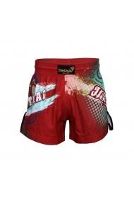 Pantaloni sport Dosmai Ms211 rosu