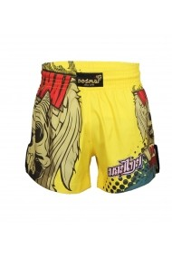 Pantaloni sport Dosmai Ms212 galben