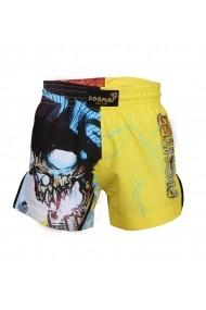 Pantaloni sport Dosmai Ds234 galben