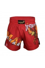 Pantaloni sport Dosmai Ds235 rosu