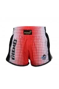 Pantaloni sport Dosmai Ds239 rosu