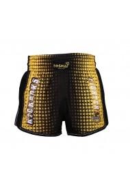 Pantaloni sport Dosmai Ds239 galben