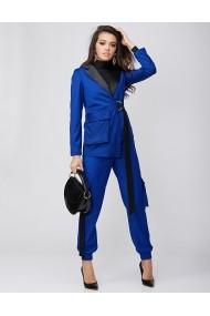 Costum Rhizome stofa AMANDA Albastru