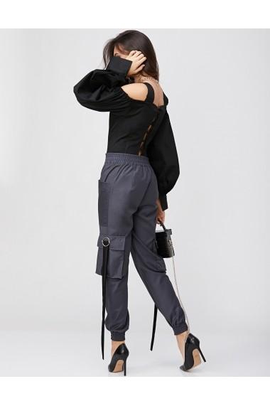 Set pantalon cargo si corset Rhiome VERMONT Multicoloro