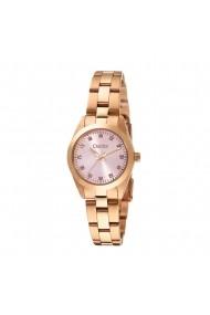 Ceas Oxette BRADSHAW Otel inoxidabil placat cu aur roz 11X05-00602