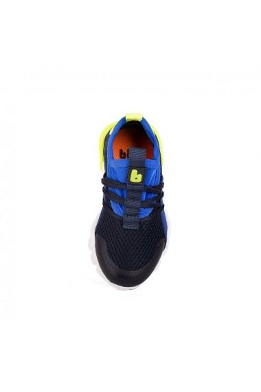 Pantofi Sport Impermeabili Baieti Bibi Drop New Bleumarin