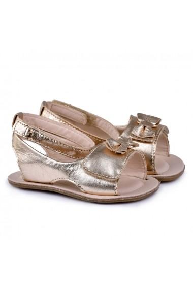 Sandale fetite BIBI Afeto Aurii
