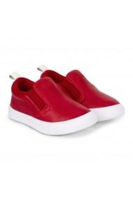 Pantofi Baieti Bibi Agility Mini Rosii/Alb