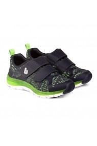Pantofi Sport Baieti Bibi Glub New Verde/Bleumarin
