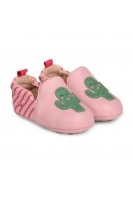 Pantofi Fetite Bibi Afeto New Roz-Cactus