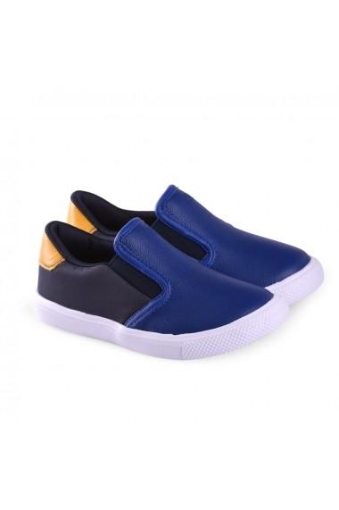 Pantofi Baieti Bibi Agility Mini Naval
