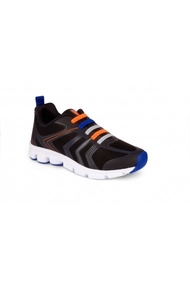 Pantofi Sport Baieti Bibi Icon Negri